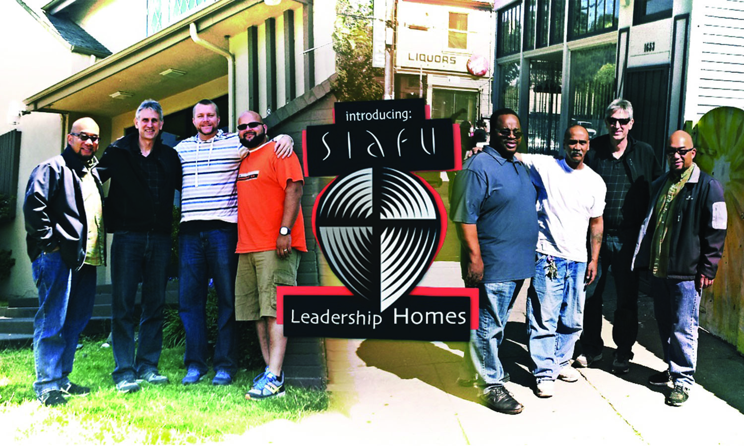SIAFU Leadership Homes