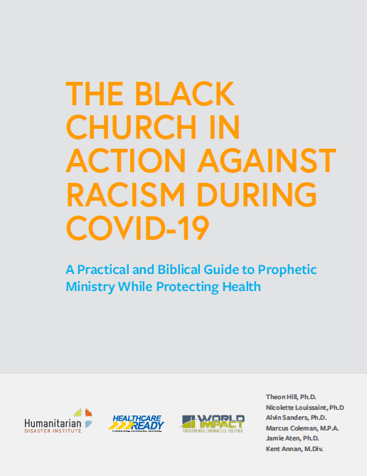 The Black Church in Action Against Racism and COVID-19