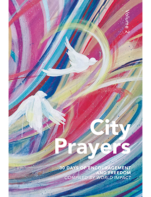 City Prayers Volume 2