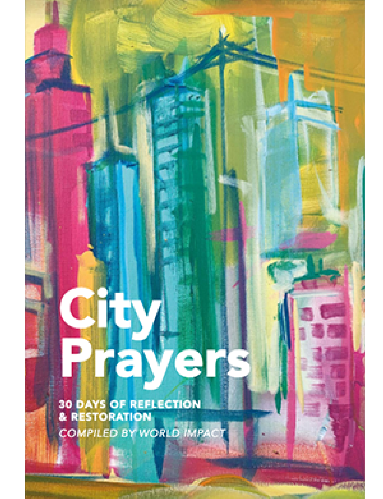 City Prayers Volume 1
